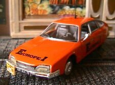 CITROEN CX 2200 EUROPE 1 TOUR DE FRANCE 1975 1/43 RADIO