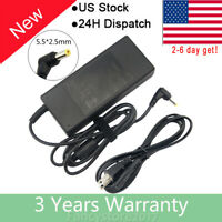 5.5*2.5MM AC ADAPTER CHARGER SUPPLY for HP 2311X 2311F 2311CM LED LCD Monitor