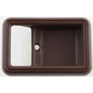 For Nissan 720 80-86, Front, LH=RH Single Side Door Handle Trim, Brown