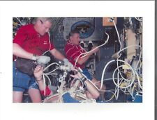 Columbia Sts-90 Astronaut Jay Buckley Autograph,Hand Signed