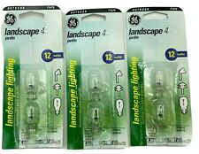GE Bulb T5 Wedge Base Replacement 36 Lumens T5-12V-4W  ** Lot Of 6 Bulbs **