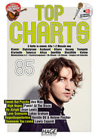 Top Charts 85 - Songbook mit CD