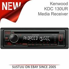 Kenwood Car Stereo¦1 DIN Radio¦Media Player¦CD-Receiver¦USB/AUX-in¦Android¦MP3