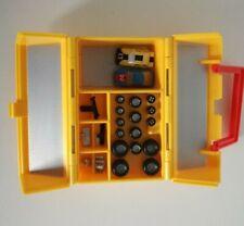 Micro Machine. Vintage 1990. Tool Box Car Customizing Set.