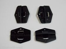 91-On Chevy S series Truck Front Door Window Guides S10 Pickup