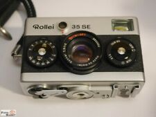 Rollei 35 SE Sonnar HFT 2,8/40mm Objektiv Ø 30,5mm Sucherkamera Top-Zustand