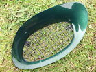 MGF ENGINE INTAKE GRILL RIGHT RACING GREEN CHROME