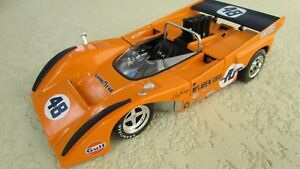 1:18 GMP 1970 McLaren M 8 D race car #48 great Dan Gurney Can Am Chevy race car