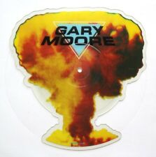 GARY MOORE SHAPES OF THINGS SHAPED VINYL PICTURE PIC DISC