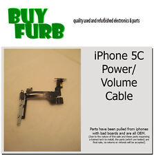 Flex Power & Volume Cable for the iPhone 5C Phone OEM Part  READ DESCRIPTION