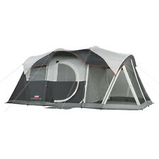Coleman Elite WeatherMaster 6 Screened Camping Tent - 17' x 9'