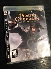 PS3-Piratas del Caribe a finales del mundo ** Nuevo Y Sellado ** Reino Unido stock | Mundial