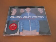 "2 X ALIEN ANT FARM CD SINGLES "" MOVIES & SMOOTH CRIMINAL "" EXCELLLENT"