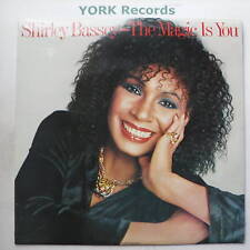 SHIRLEY BASSEY - The Magic Is You - Ex Con LP Record