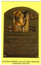 WHITEY FORD HALL OF FAME PLAQUE POSTCARD HOF YANKEES