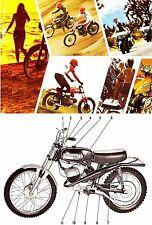 1971 HARLEY-DAVIDSON BAJA MOTORCYCLE OWNERS MANUAL -BAJA-HARLEY DAVIDSON--BAJA