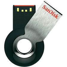 New Sandisk Cruzer Orbit 16GB USB Flash Pen Drive SDCZ58 CZ58 Memory Disk Micro
