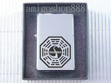 DHARMA Lost Initiative Ying Yang Metal Case