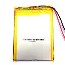 "3.7v 4000mah Batteria di Ricambio per Lenco tab 720 Android 7"" Tablet"