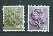 GB England Definitive Stamp Set 29 March 2006