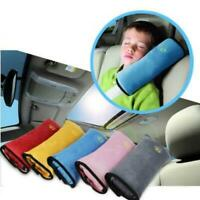 Soft Baby Car Seat Belt Shoulder Cushion Safety Strap Belt Pillow Protection Q