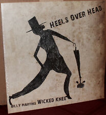 AMULET LP AMT034: Billy Martin's Wicked Knee - Heels Over Head - 2012 USA SEALED