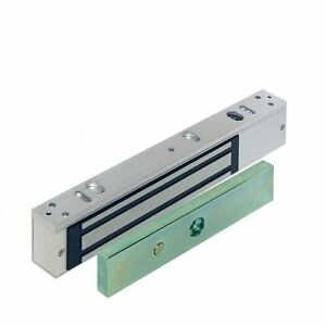 electro magnetic lock (maglock) for access control