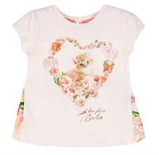 Ted Baker Baby Girls' T-Shirts and Tops 0-24 Months