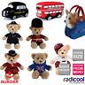 Aurora YOOHOO SOUVENIRS PLUSH Cuddly Soft Toy Teddy Kids Gift Brand New