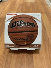 """Wilson Wtb0885 29.5"""" Official Size Wave Basketball Triple Threat Technology"""