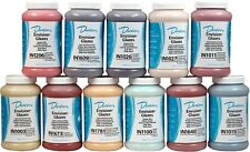 Duncan Inkit-1 Envision Glaze Kit for Ceramics - Set of 11 Best Colors Pint Jars