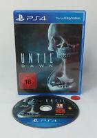 Until Dawn | PS4 | PlayStation 4 | gebraucht in OVP