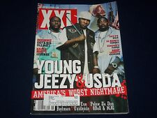 2007 JUNE XXL MAGAZINE - YOUNG YEEZY & USDA COVER - HIP HOP & RAP - K 545