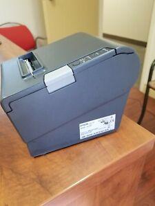 Epson Model M244A TM-T88V POS Thermal Receipt Printer Black USB w/ AC Adapter