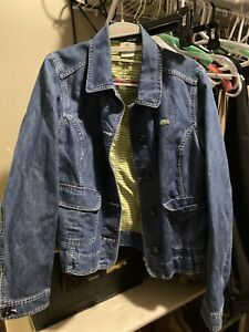 lacoste womens jacket
