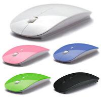 silencieux d'optique souris sans fil 2.4ghz souris sans fil l'usb For PC Laptop