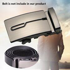 Luxury Leather Men Automatic Belt Buckle Fashion NO Waist Belt Waistband A306 Jу