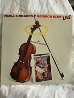 Merle Haggard Rainbow Stew record lp vinyl