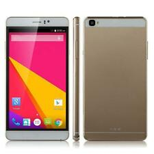 "6"" Unlocked Quad Core Android 4.4 Smartphone IPS GSM GPS 3G Cell Phone AT"