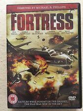 Bug Hall, Don Jeffcoat FORTRESS ~ 2011 World War II / B-17 Bomber Film | UK DVD