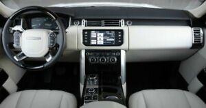 Land Rover OEM Range Rover L405 2013-2017 Grand Black Piano Interior Trim Set
