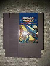 1985 Nintendo NES Capcom Game Cartridge Bionic Commando NES-CM-USA
