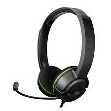 Casques noirs pour jeu vidéo et console Microsoft Xbox 360