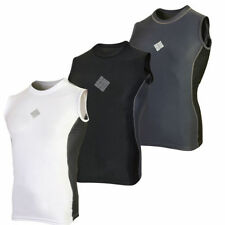 Fitness Base Layers Sleeveless Activewear for Men