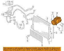 VW VOLKSWAGEN OEM 05-14 Jetta-A/c Compressor 1K0820808G