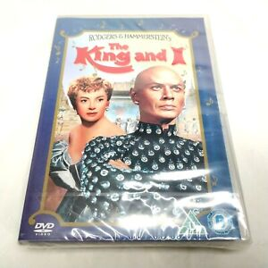 The King And I (DVD, 2006, Singalong) Region 2 PAL