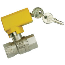 AIR-PRO/AIGNEP VALVES - LOCKING BALL VALVE 7-01628