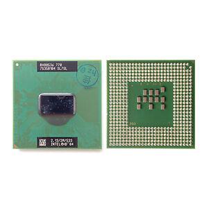 Intel Pentium M 770 RH80536 770 - 2,13 GHz 2M 533 MHz SL7SL Prozessor Pentium M