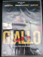 DVD Film GIALLO di DARIO ARGENTO con Adrien Brody