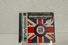 Grand Theft Auto -- Mission Pack #1: London 1969 (Sony PlayStation 1, 1999)